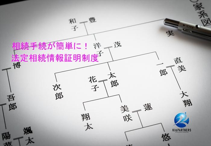 法定相続情報証明制度 ケイ・アイ&パートナーズ税理士法人